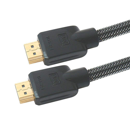HDMI CABLE 1.5 MTR 1.4 V WITH NYLON MESH
