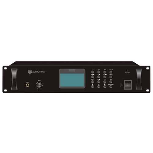 Rack Mount Network Audio Adapter 4 outpu