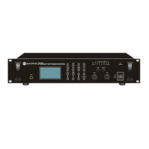 Rack Mount Network Audio Adapter with RM