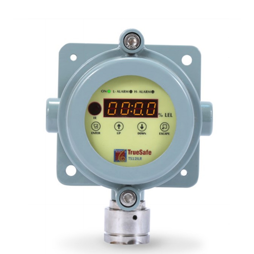 Commercial LPG PNG Gas Detector with LEL