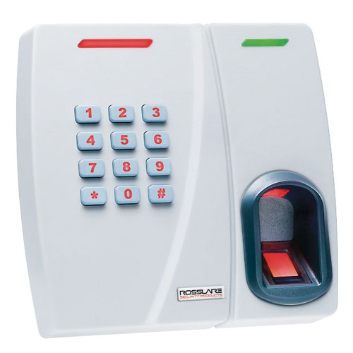 CONVERTABLE FINGER PRINT READER CONTROLL