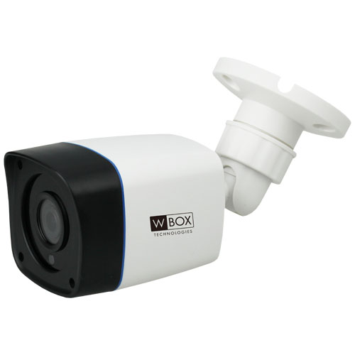 1080P 4 in 1 HD Bullet Camera plastic bo