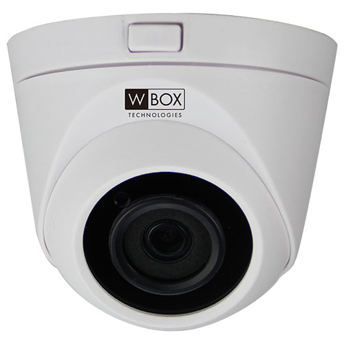 1080P 4 in 1 HD Dome Camera semi metal c