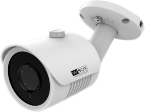 5 MP resolution CMOS IP Bullet camera wi