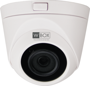 2MP IP Dome Camera with SD card support