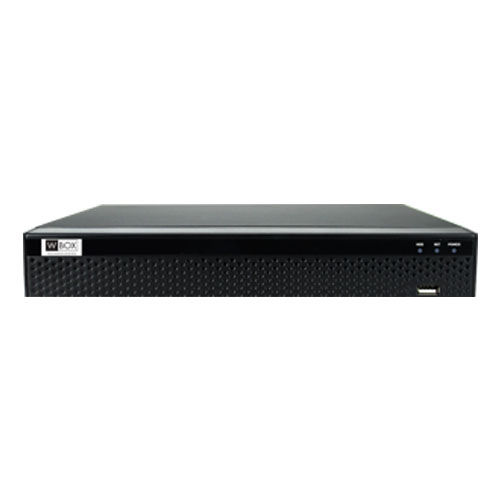36 CH NVR H265 Video Compression 2 SATA