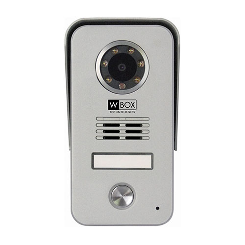Outdoor Camera with white LEDs
