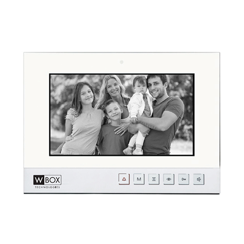 High Quality 7 inch indoor monitor with