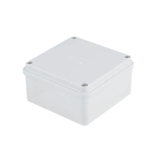 ABS CCTV Junction box Size 4 x 4 inch